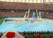 Stadion Narodowy (ceremonia)