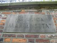 Mariensztat-tablica