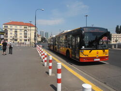 Aleja Niepodległości (autobus Z-3)