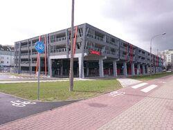 P+R Stokłosy (04.2015)