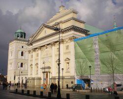 Kosciol sw. Anny (Krakowskie Przedmiescie)