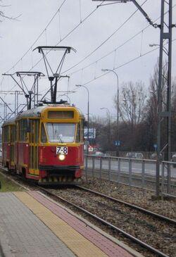 Marymoncka (tramwaj Z-8)