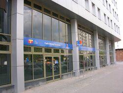 Punkt Obsługi Pasażerów w nowej siedzibie ZTM na Żelaznej 61