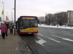 714 na przystanku Klemensiewicza (2013) (by Kubar906)