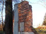 Miejsce pamięci w Parku Kaskada
