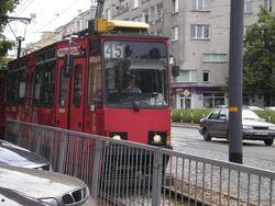 Plac Narutowicza (tramwaj 45)