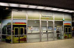 Punkt Obsługi Pasażerów Stacja Metra Marymont
