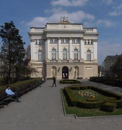 Uniwersytet Warszawski (dawny BUW)