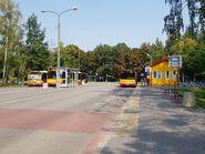 Zajezdnia autobusowa Stare Bemowo (by Kubar906)