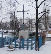 Malborska, Kowalskiego (kapliczka)
