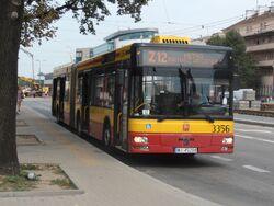 Aleja Solidarności (autobus Z12)