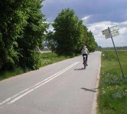 Przyczolkowa (sciezka rowerowa)