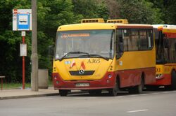 PKP Olszynka Grochowska (przystanek, autobus Z42)