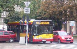Anielewicza (autobus 100)