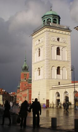 Kosciol sw. Anny (dzwonnica)