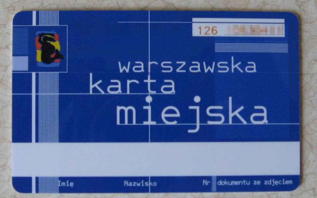 Warszawska Karta Miejska Wszystko O Warszawie Fandom Powered By
