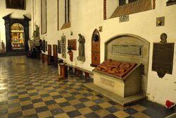 Prawa nawa Katedra św. Jana
