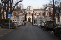 Pałac Zamoyskich (Foksal)