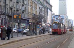 DH Smyk (przystanek, tramwaj 7)