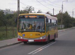 Aluzyjna (autobus 211)