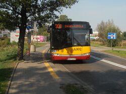 Kąty Grodziskie (przystanek, autobus 304)