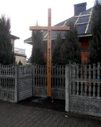 Bellony, Niedziałkowskiego (krzyż)