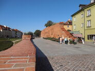 Mury obronne (Podwale)