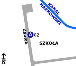 Zaułek-Szkoła