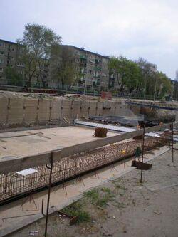 Bielany (budowa metro)