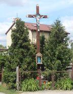 Trakt Lubelski, Klimontowska (krzyż)
