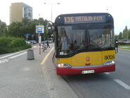 136 (Metro Ursynów)