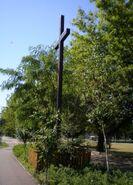 Marymoncka, Chlewińska (krzyż)