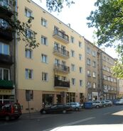 Dąbrowskiego (nr 1, nr 3)