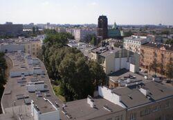 Grójecka (nr 19-25, Ochota)
