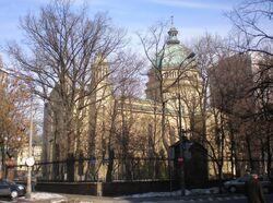 Kościół św. Piotra i Pawła (Nowogrodzka)