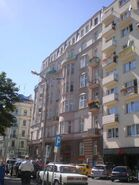 Nowogrodzka (kamienica nr 40)