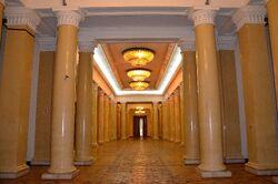 Sala Stefana Starzyńskiego Pałac Kultury i Nauki