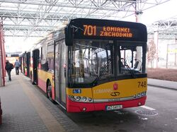 701 (Metro Młociny)
