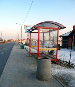 Juranda ze Spychowa-Szkoła (przystanek)