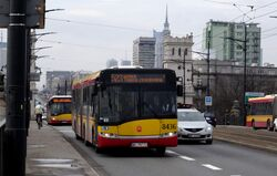Most Poniatowskiego (autobus 523)
