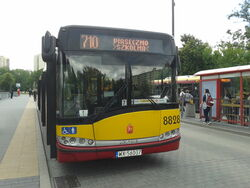 710 (Metro Wilanowska)