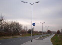Strażacka (ścieżka rowerowa)