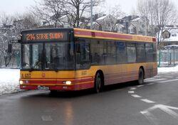 Nowodworska (autobus 214)