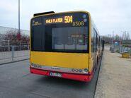 Solaris Urbino 12 (tyl)