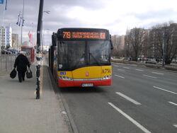 719 na Klemensiewicza (2013) (by Kubar906)