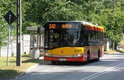 Złotej Jesieni (autobus Z42)