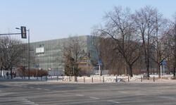 Muzeum Historii Żydów Polskich (budowa 27)