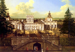 Wilanow Canaletto