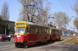 Marymoncka (tramwaj 70)
