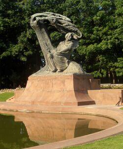 Pomnik Fryderyka Chopina (Łazienki)